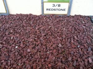 3/8 Redstone