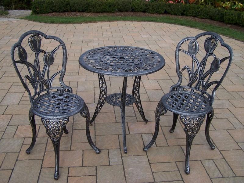 Long island oakland living cast aluminum patio furniture 1 - Living room furniture long island ...
