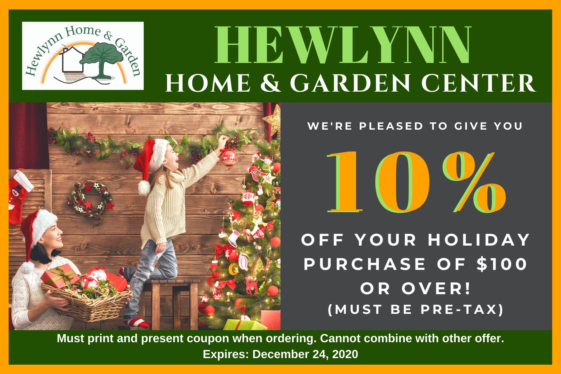 HEWLYNN HOME & GARDEN CENTER (2)