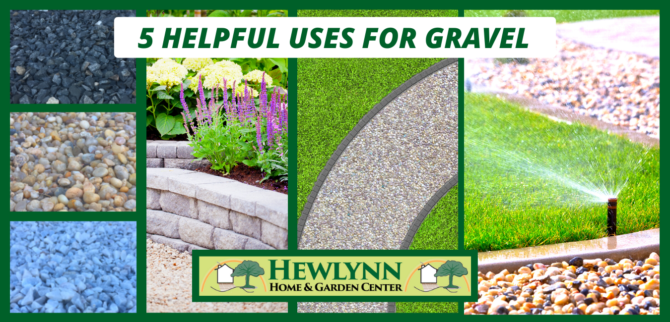 5 HELPFUL USES FOR GRAVEL
