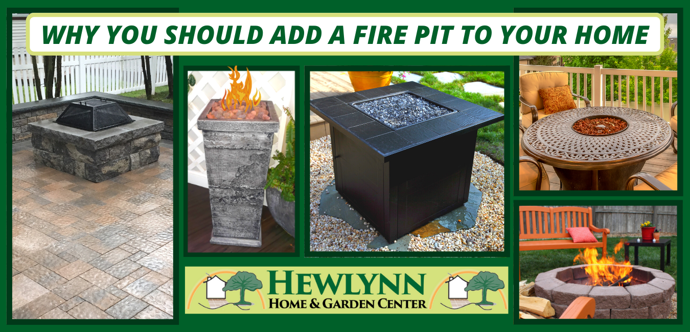 WHY YOU SHOULD ADD A FIRE PIT TO YOUR HOME!