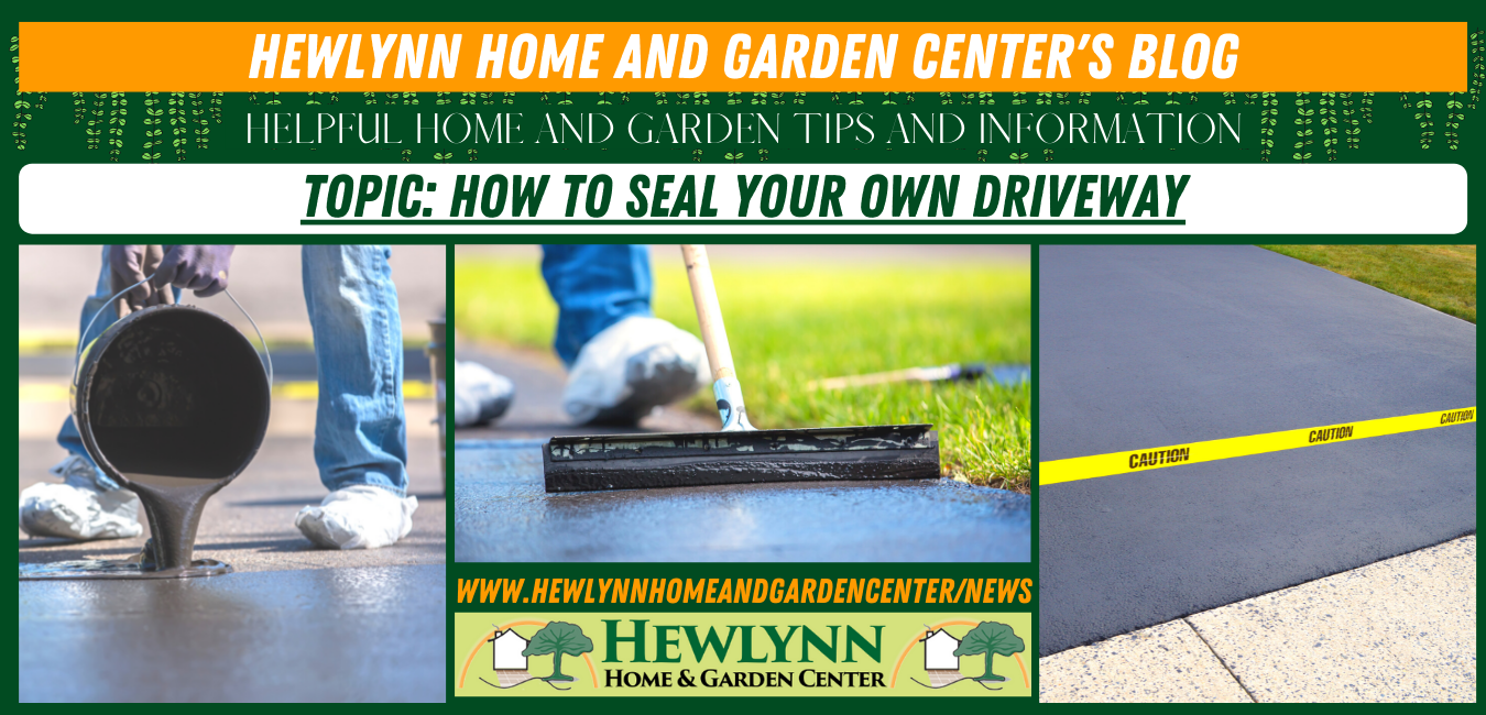 Read more about the article How to seal your own driveway!